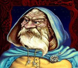 Thorin, según la orbra original de Tolkien