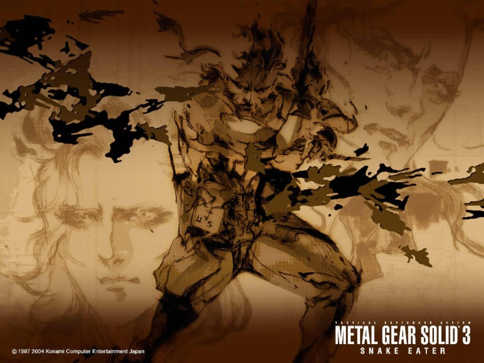 Metal Gear Solid 3 B