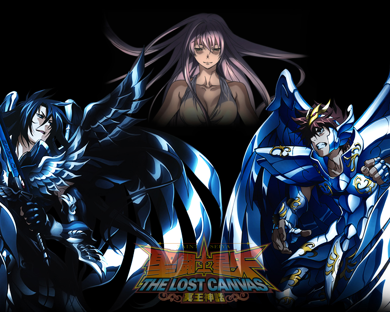 Saint Seiya: The Lost Canvas disponible en Netflix