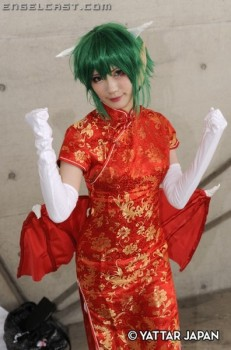 TGS cosplay - 26