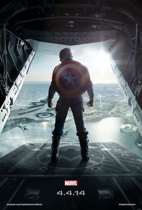 Captain American The winter Soldier 74847