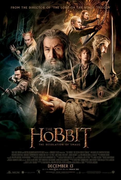 el_hobbit_la_desolacion_de_smaug_poster final