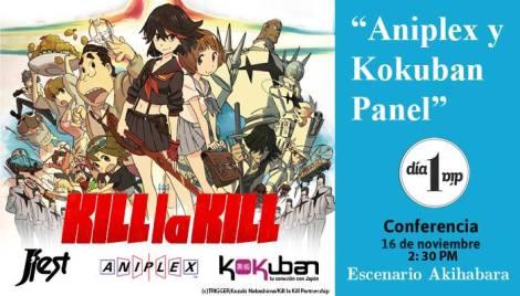 kokuban y aniplex llegan al jfest