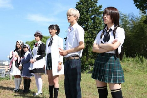 boku wa tomodachi ga live action