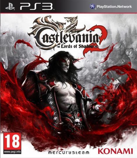 Castlevania Lords of Shadow 2 portada definitiva