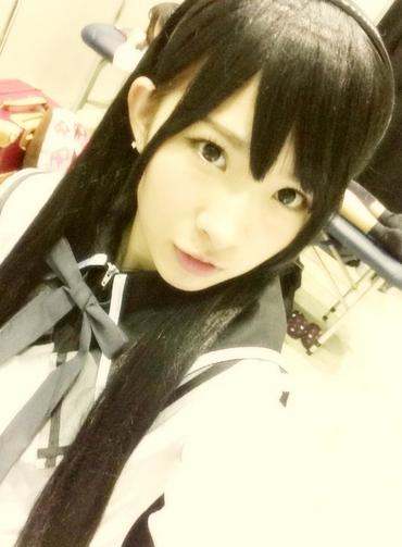 Misaki Iwasa cosplay 02