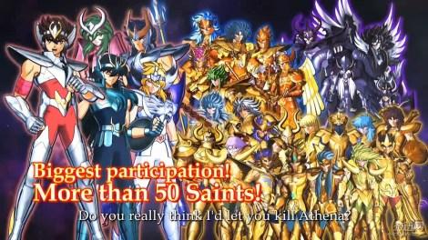 personajes saint seiya bs